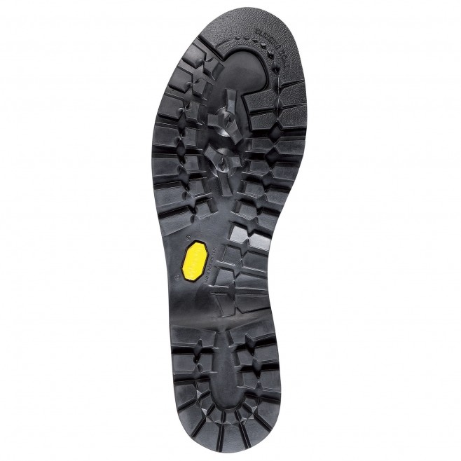 Chaussures basses homme - escalade - jaune FRICTION M Millet 2