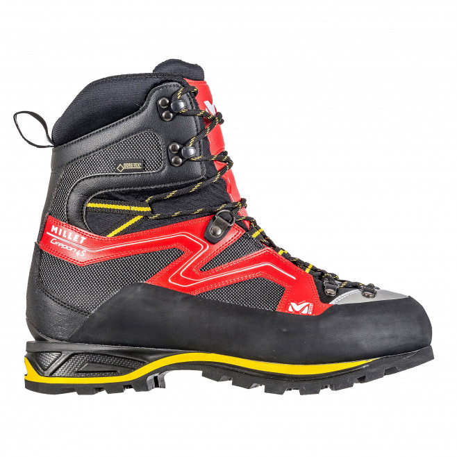 Chaussures gore-tex - rouge GREPONS 4S GTX Millet