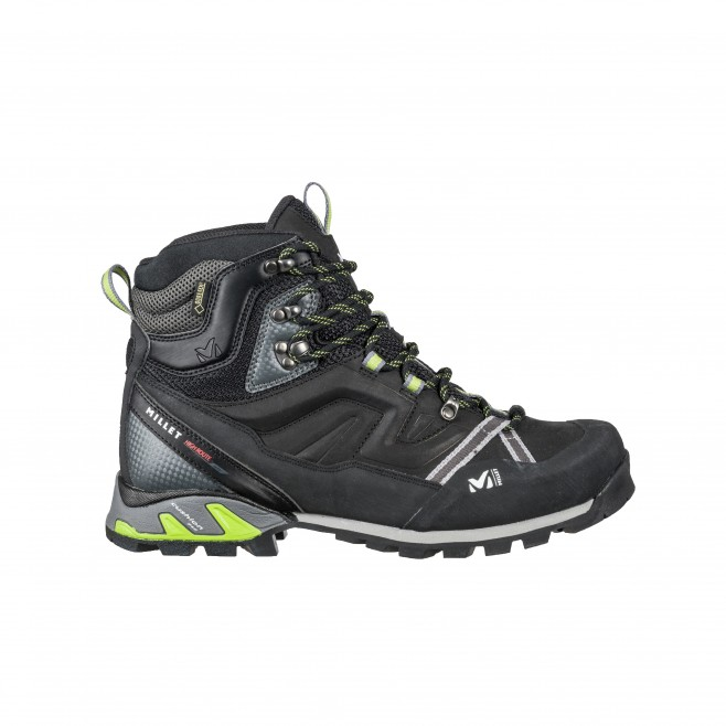 High Route Gtx Charcoal/Acid Green Millet France