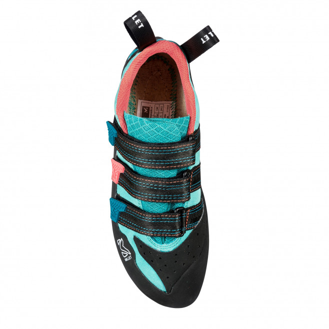 Chaussons - femme - turquoise CLIFFHANGER W Millet 2
