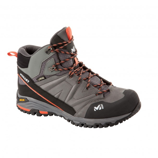 Chaussures Gore-Tex - Homme - gris HIKE UP MID GTX M Millet 2
