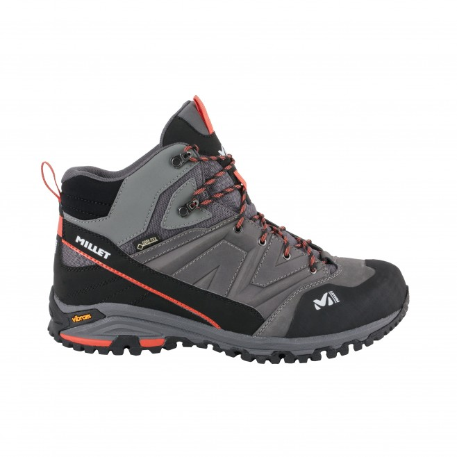 Chaussures Gore-Tex - Homme - gris HIKE UP MID GTX M Millet