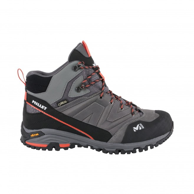 Chaussures hautes - Homme - gris HIKE UP MID GTX M Millet