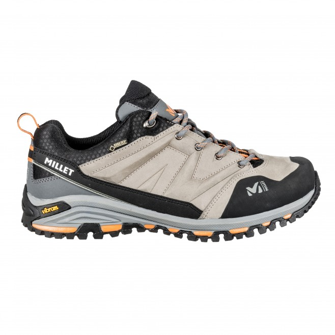 Marques Chaussure homme Millet homme Hike Up GTX Beige/black