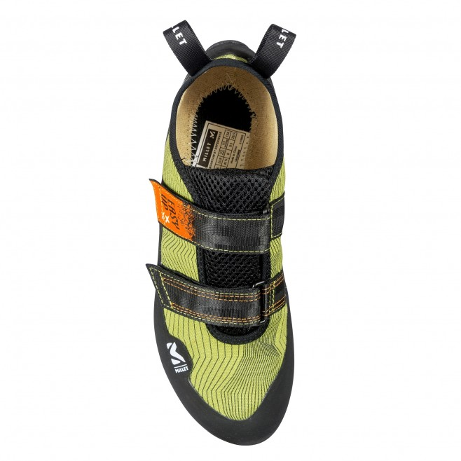 Chaussons - escalade - vert EASY UP Millet 2
