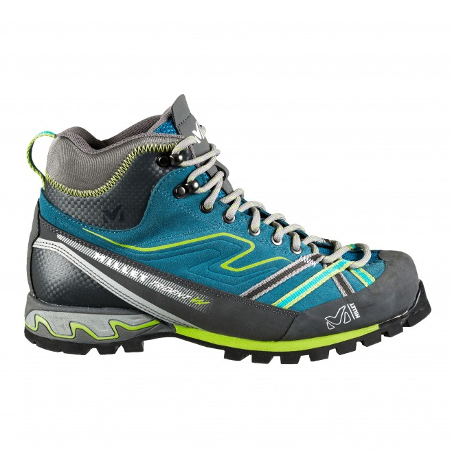 Chaussures gore-tex femme - approche - turquoise LD SUPER TRIDENT GTX Millet