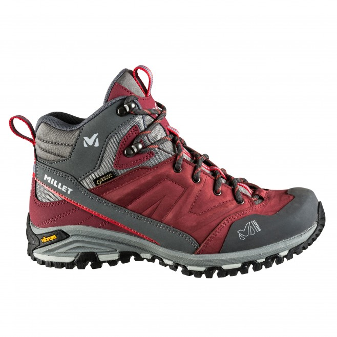 Chaussures Gore-Tex - Femme - marron HIKE UP MID GTX W Millet