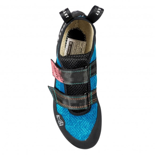 Chaussons - Femme - Turquoise EASY UP W Millet 2