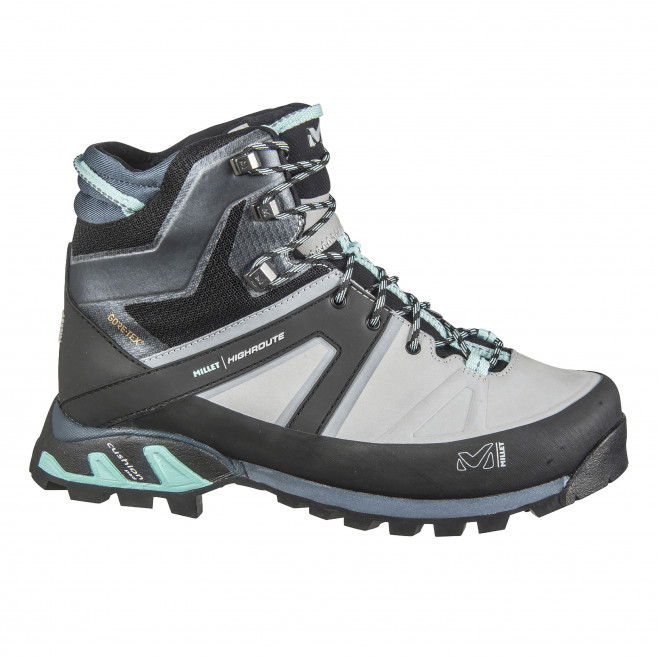 Chaussures gore-tex - femme - gris HIGH ROUTE GTX W Millet