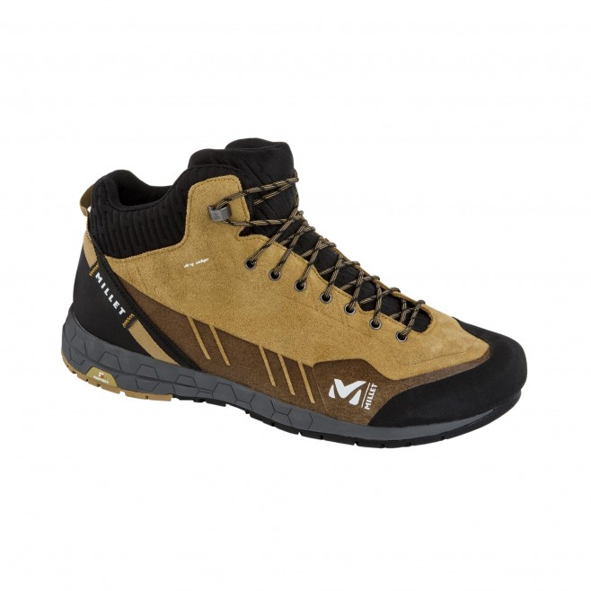 Chaussures basses - Homme - vert AMURI LEATHER MID DRYEDGE M Millet 2