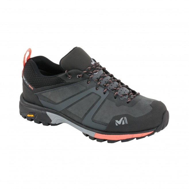 Chaussures basses Gore-Tex - Femme - Gris HIKE UP LEATHER GTX W Millet