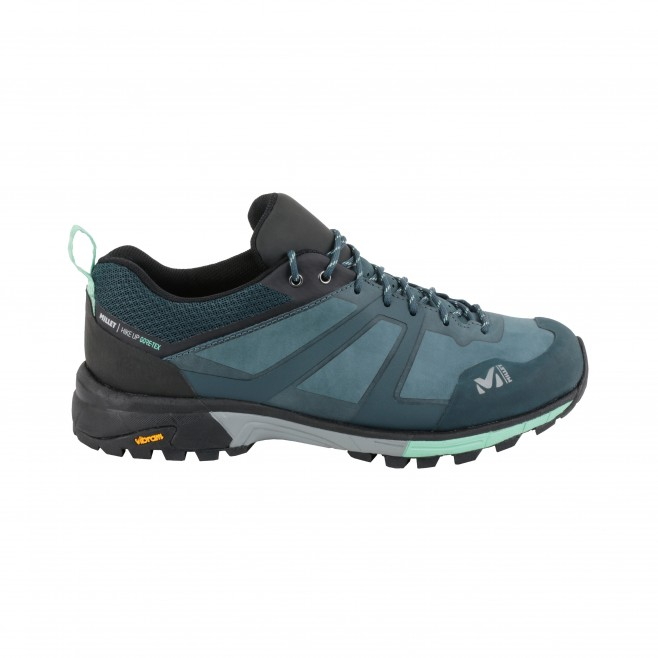 Chaussures - basses Gore-Tex - Femme - Bleu HIKE UP LEATHER GTX W Millet