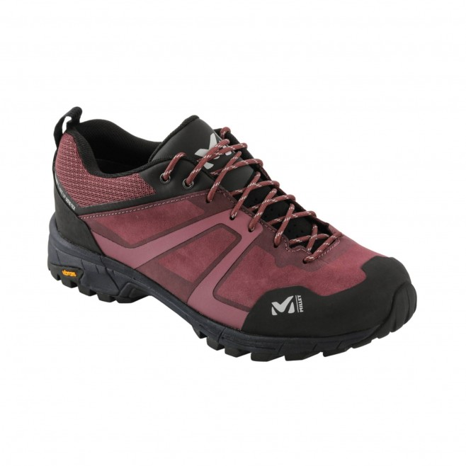 Chaussures basses Gore-Tex - Femme - Violet HIKE UP LEATHER GTX W Millet 2