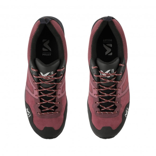 Chaussures basses Gore-Tex - Femme - Violet HIKE UP LEATHER GTX W Millet 4