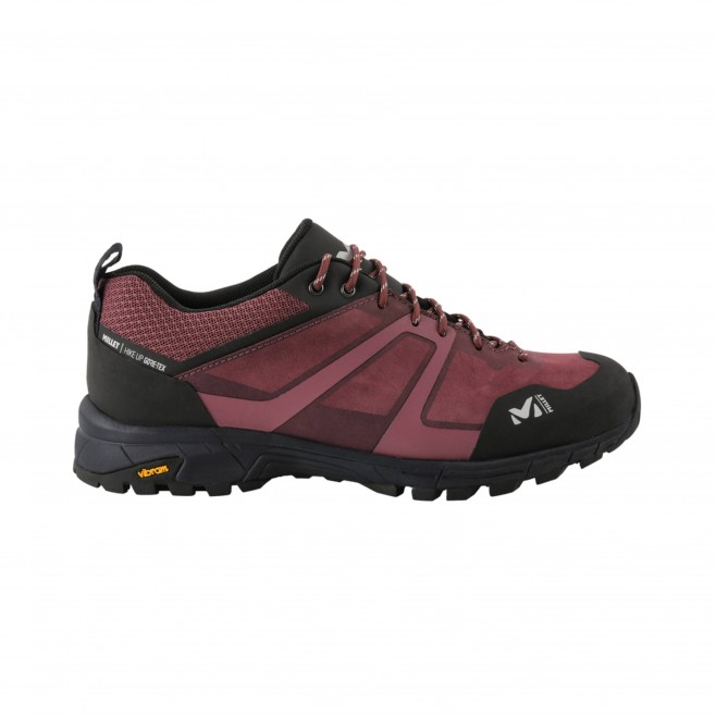Chaussures basses Gore-Tex - Femme - Violet HIKE UP LEATHER GTX W Millet
