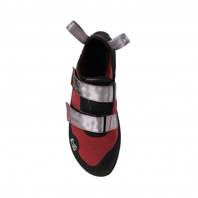 Chaussons - Femme - rouge EASY UP 5C W Millet 2