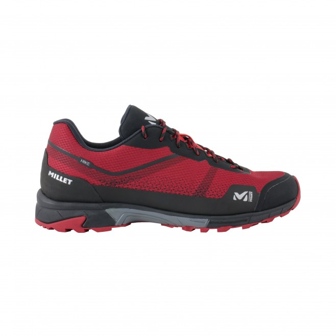 Chaussures basses - Homme - Rouge HIKE M Millet