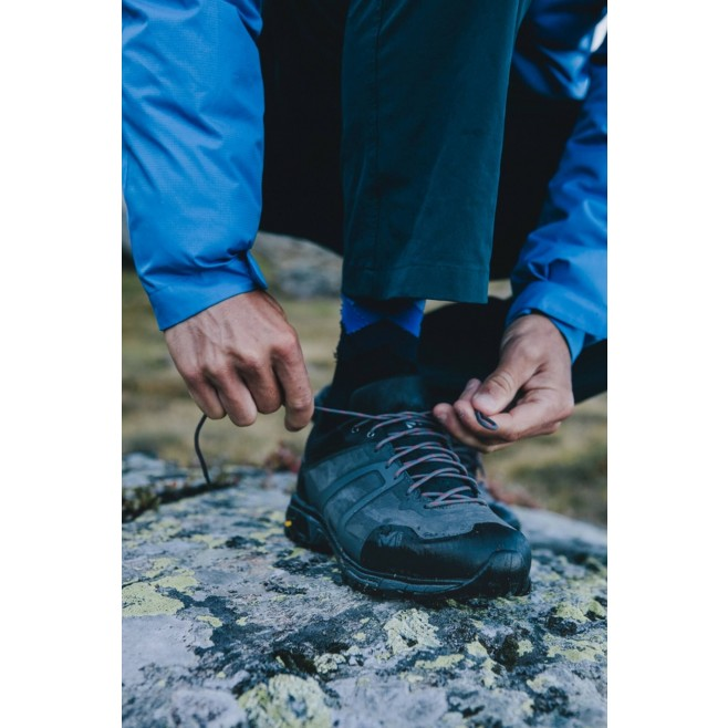 Chaussures basses Gore-Tex - Homme - Gris HIKE UP LEATHER GTX M Millet 4