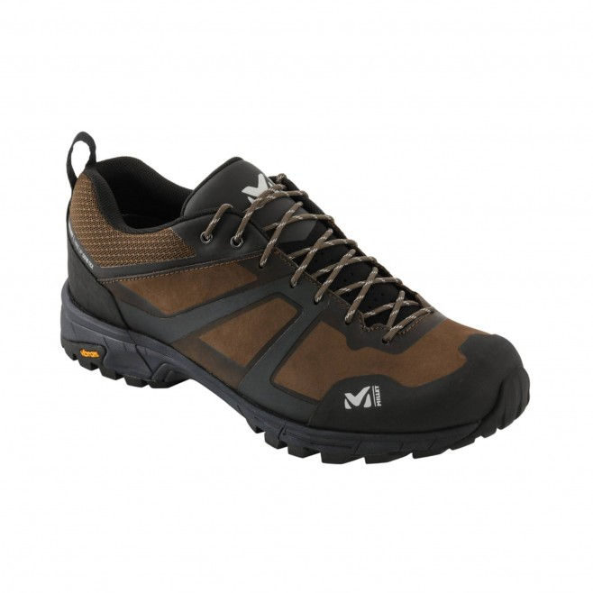 Chaussures basses Gore-Tex - Homme - Marron HIKE UP LEATHER GTX M Millet 2