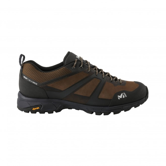 Chaussures basses Gore-Tex - Homme - Marron HIKE UP LEATHER GTX M Millet