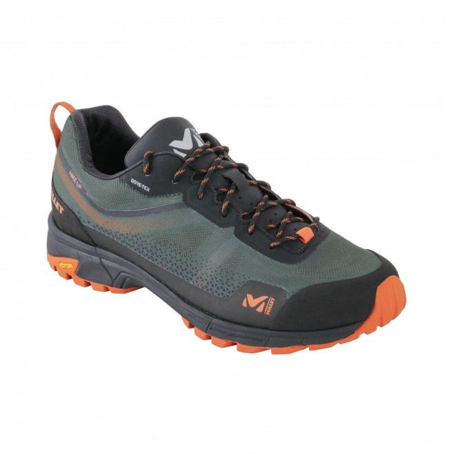 Chaussures basses Gore-Tex - Homme - Kaki HIKE UP GTX M Millet 2