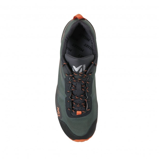 Chaussures basses Gore-Tex - Homme - Kaki HIKE UP GTX M Millet 4