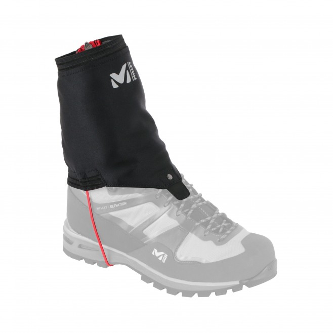 Guêtres - Mixte - Noir ELEVATION GAITERS DRYEDGE Millet