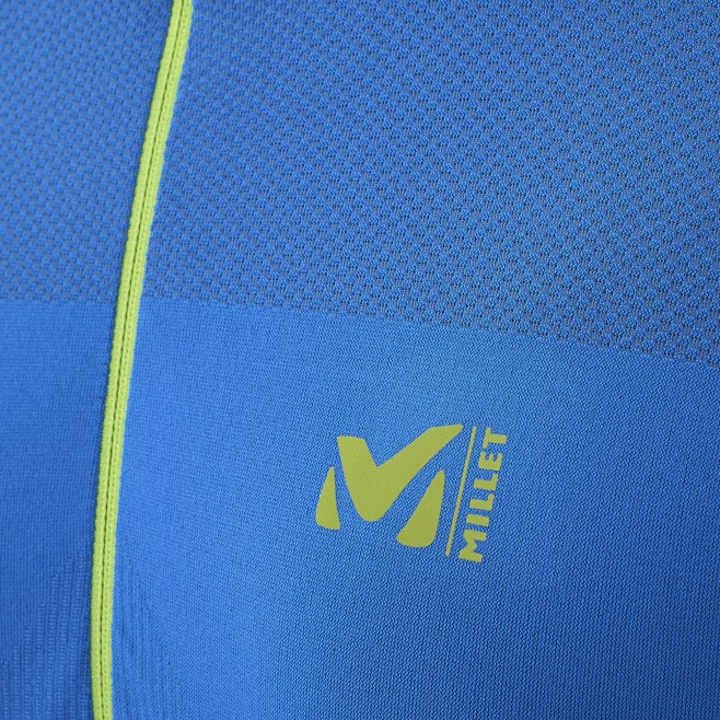 LTK SEAMLESS ZIP SS Millet France