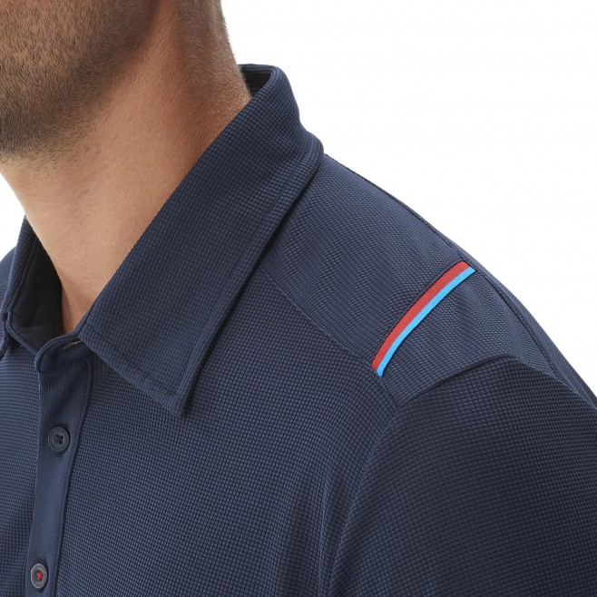 TRILOGY DRY GRID POLO  Millet France