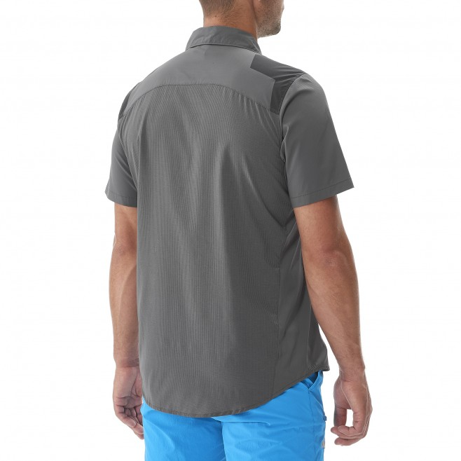 CLARK PEAK TECH SS SHIRT Millet France