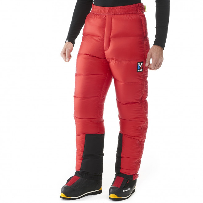 Pantalon homme - expédition - rouge MXP TRILOGY DOWN PANT Millet 2