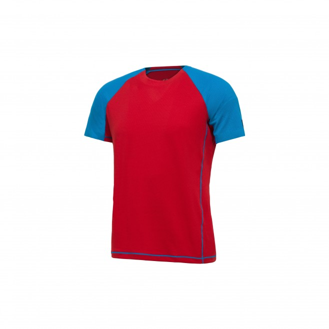 Alpinisme - Tee-shirt homme - Rouge TRILOGY DELTA LOGO TS SS Millet