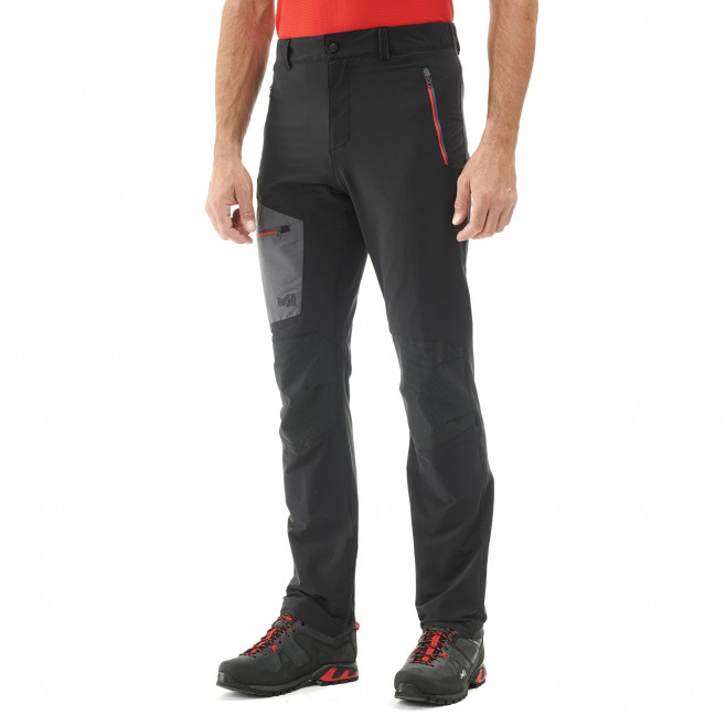 Alpinisme - Pantalon homme - Orange LEPINEY XCS CORDURA PANT Millet 3