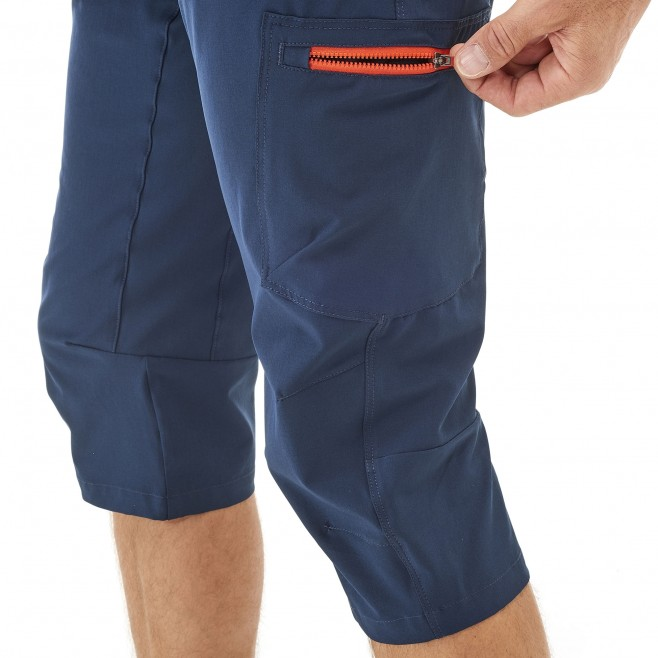 WANAKA STRETCH 3/4 PANT Millet France