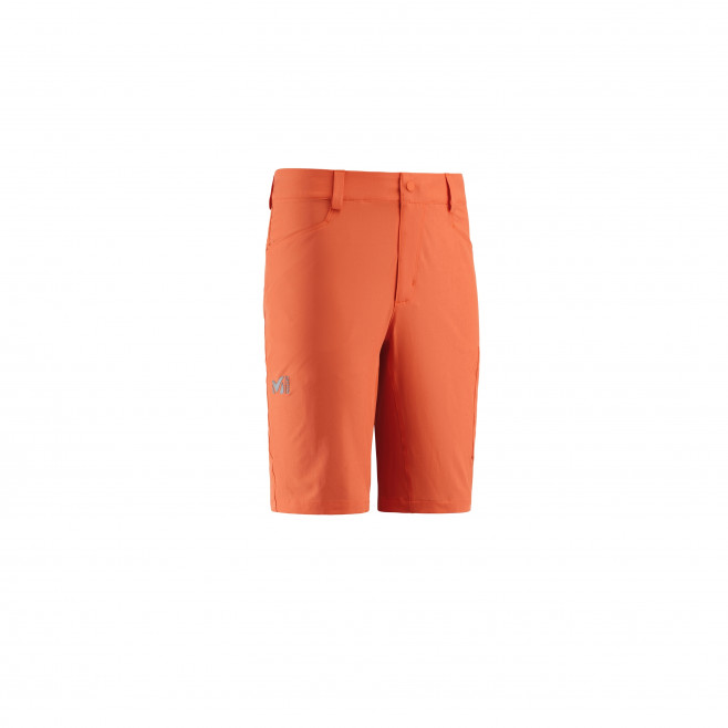 Short homme - randonnée - orange WANAKA STRETCH SHORT Millet
