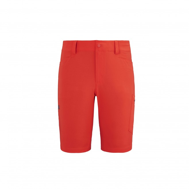 Short - Homme - rouge WANAKA STRETCH SHORT M Millet