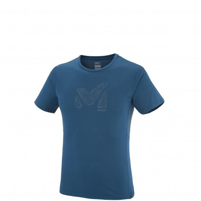 Trail - Tee-shirt homme - Marine LTK TS SS Millet