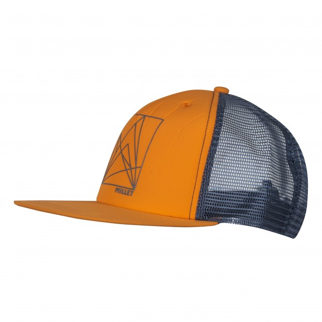 Escalade - Coiffant  - Orange MILLET LOGO CAP Millet
