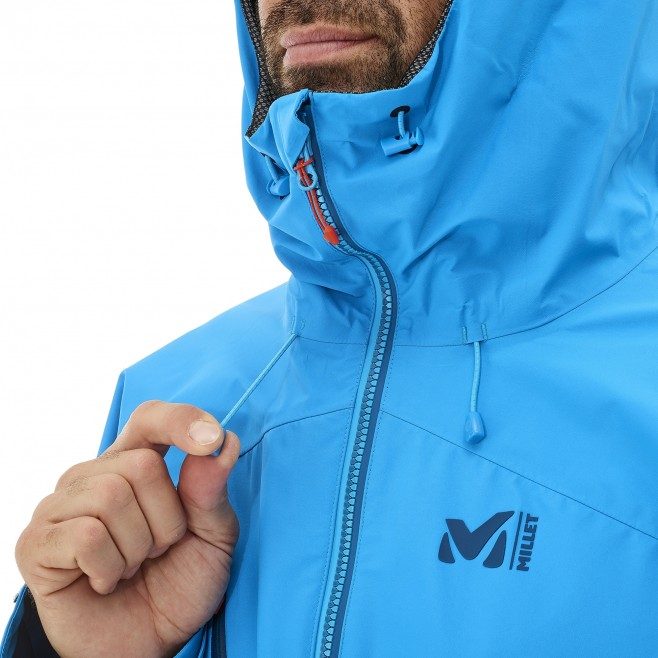 Veste gore-tex homme - alpinisme - orange ELEVATION GTX JKT Millet 9