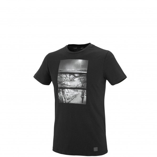 Escalade - Tee-shirt homme - Noir LIMITED EDITION II TS SS Millet