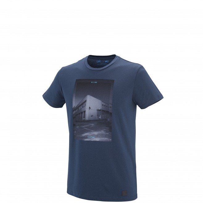 Escalade - Tee-shirt homme - Marine LIMITED EDITION II TS SS Millet
