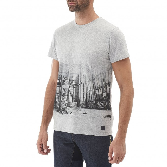 Escalade - Tee-shirt homme - Noir LIMITED EDITION II TS SS Millet 2