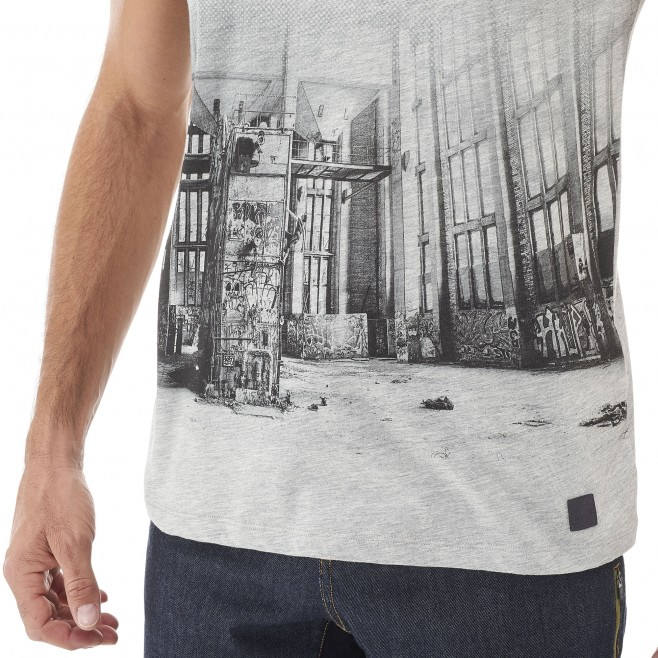 Escalade - Tee-shirt homme - Noir LIMITED EDITION II TS SS Millet 4