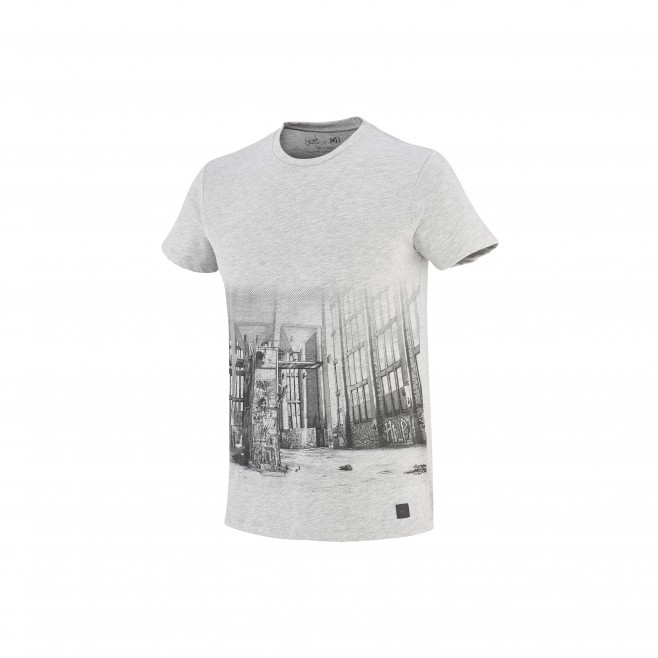 Escalade - Tee-shirt homme - Gris LIMITED EDITION II TS SS Millet