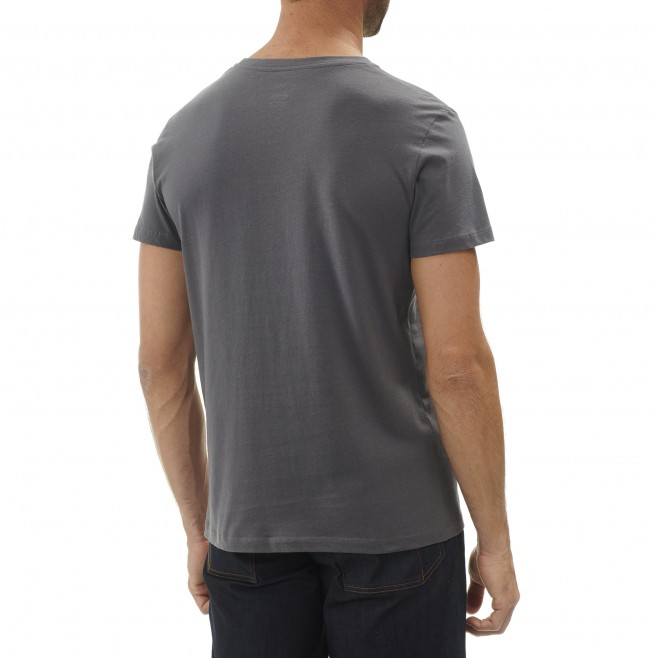 Tee-Shirt - Homme - gris MILLET RISE UP TS SS M Millet 3