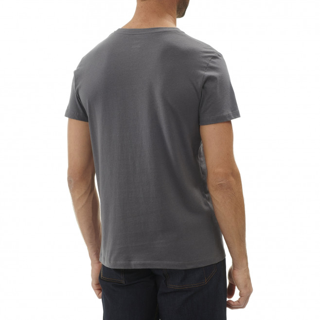 Tee-Shirt manches courtes homme - escalade - gris MILLET RISE UP TS SS Millet 3