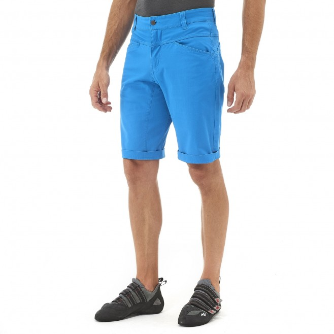 Escalade - short homme - Orange VENTANA BERMUDA  Millet 2
