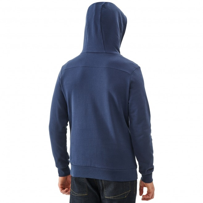 Sweat homme - escalade - bleu marine MILLET SWEAT HOODIE Millet 2