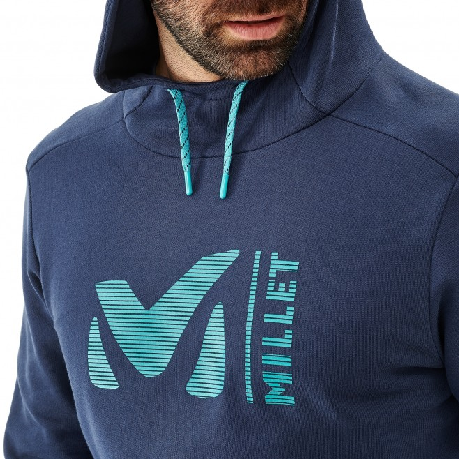 Sweat homme - escalade - bleu marine MILLET SWEAT HOODIE Millet 3