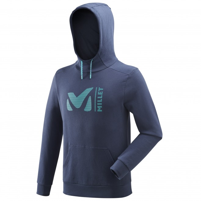 Sweat homme - escalade - bleu marine MILLET SWEAT HOODIE Millet